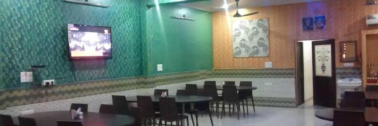 Multi-cuisine AC Restaurant