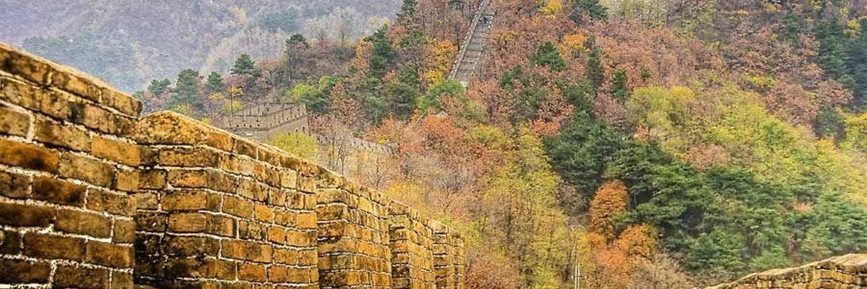 Tour C : Great Wall & Sacred Way