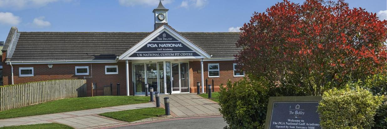 b736982869dc PGA Golf Academy   Golf Tuition at The Belfry