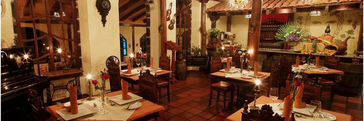 Geschmack - Hotel Samari Spa Resort - Baños - Ecuador