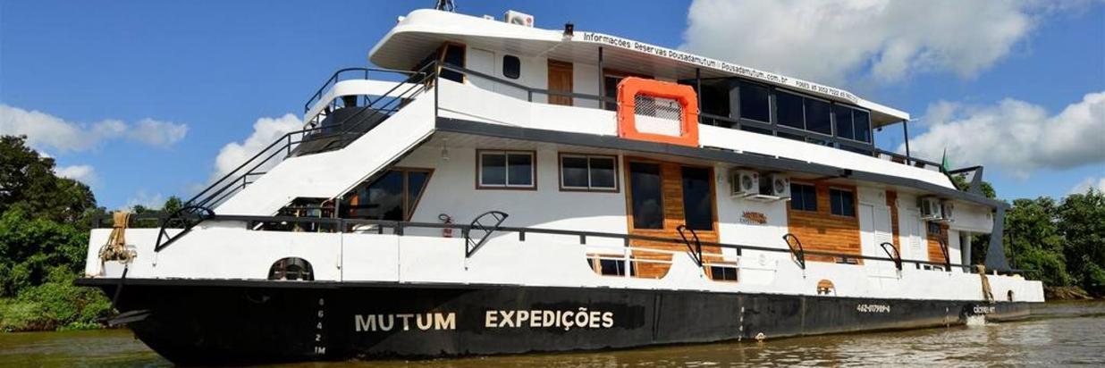 Barco Mutum Expedições