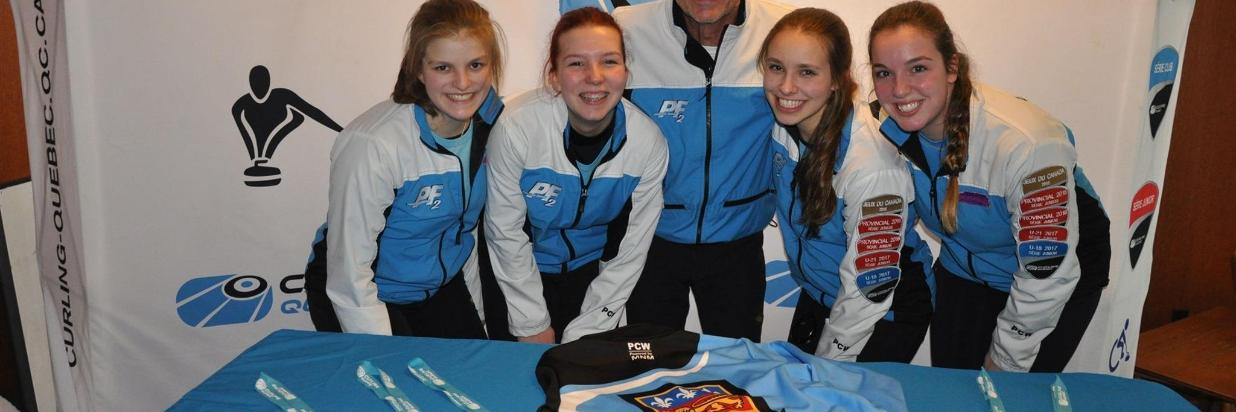 Lavoie Curling Team