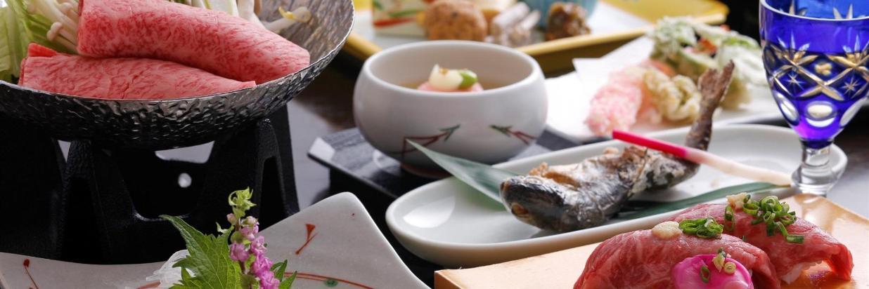 Authentic Ryokan-style Dinner