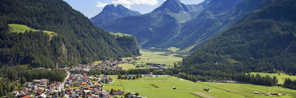 Laufsport in Längenfeld