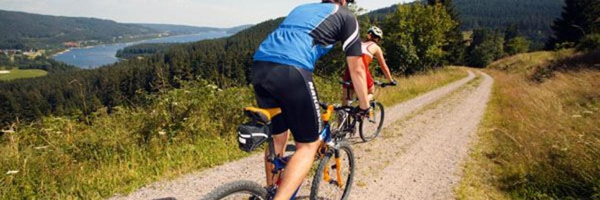 Radfahren & Mountainbiken