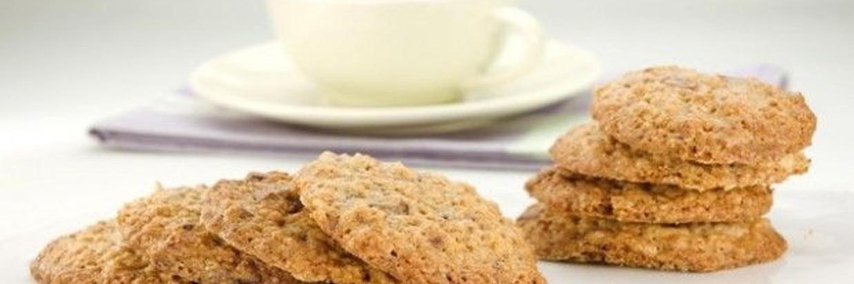 Biscoitinhos de aveia - especialidade da Cida