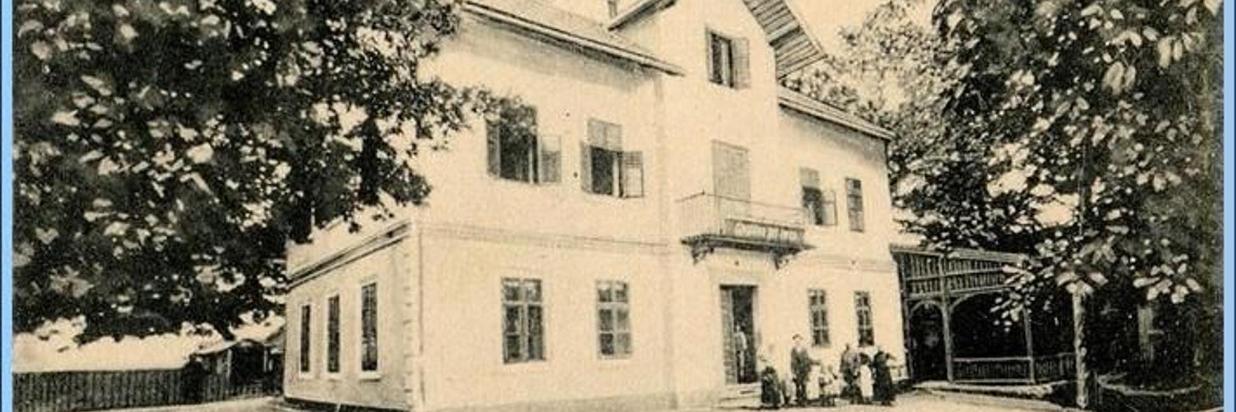 History of Hotel Lovec
