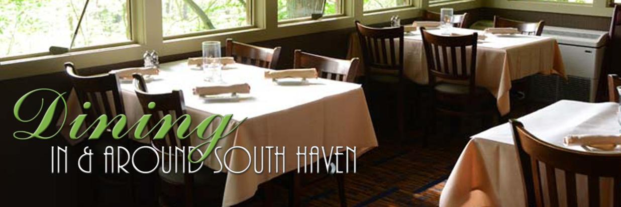 Dining In & Around South Haven