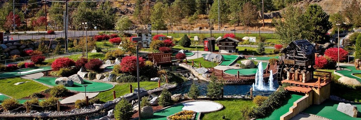 Miniature Golf Course