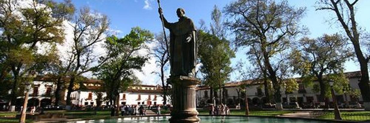 The history of Vasco de Quiroga - Hotel Best Western Plus Posada de Do 0eaf780b10fb1