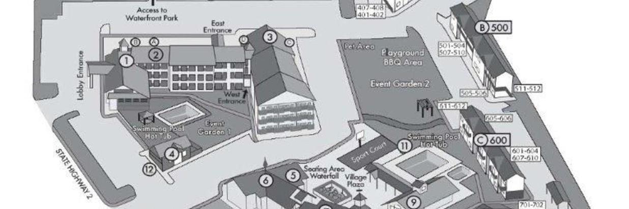 Aspen Suites, 1 Bedroom, Building D or E