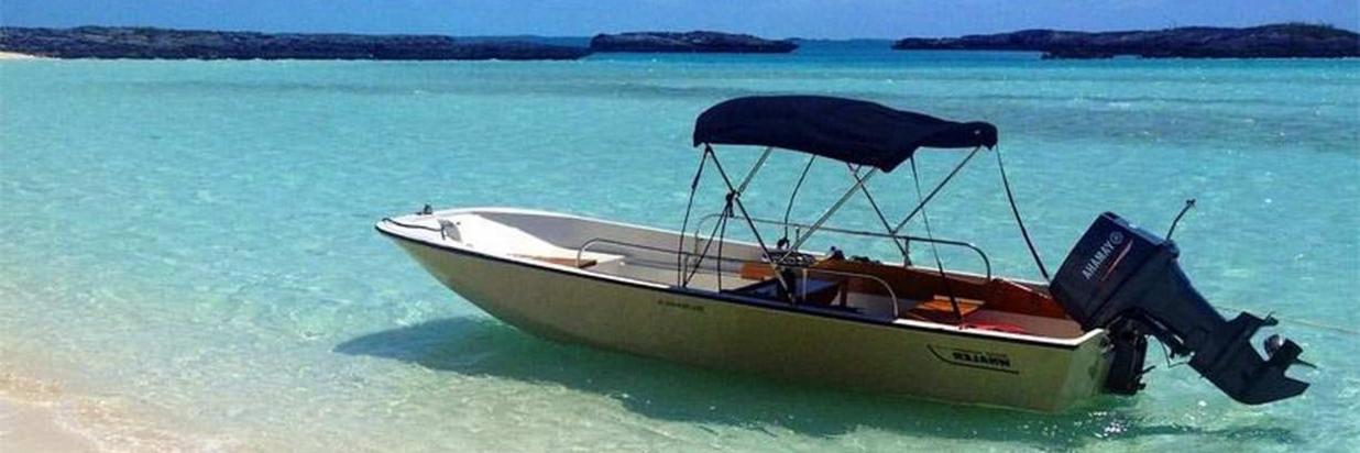 Boat Rentals - Hideaways At Palm Bay Beach Club - Georgetown