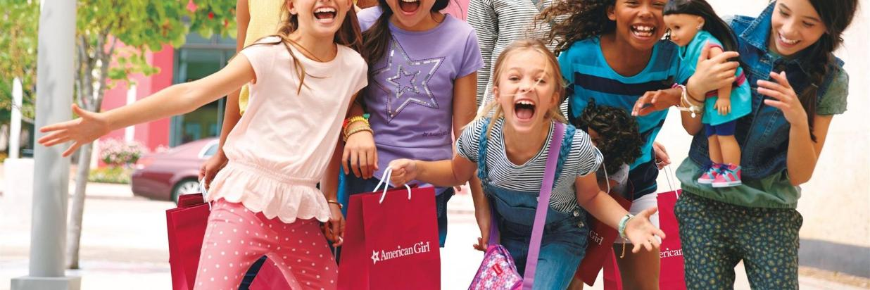 American Girl Store Package