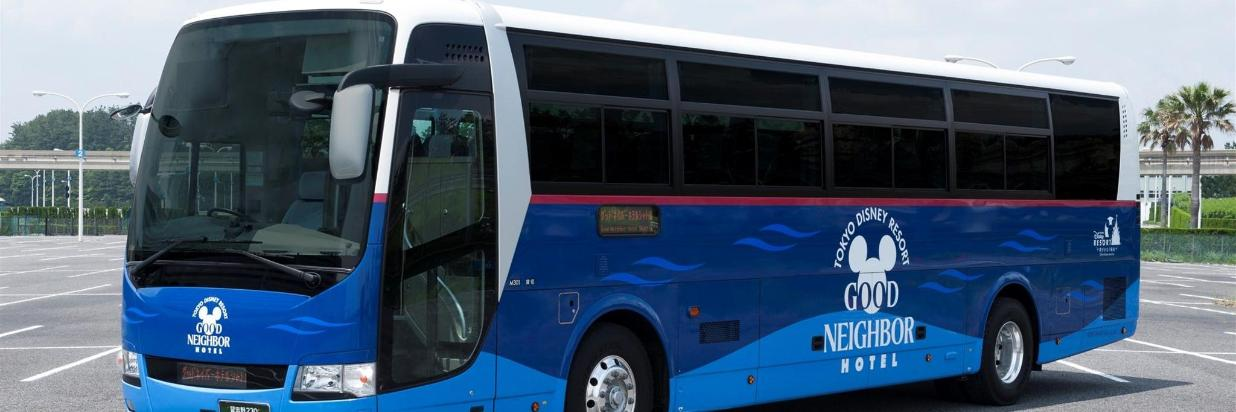 Good Neighbor Hotel Shuttle Bus