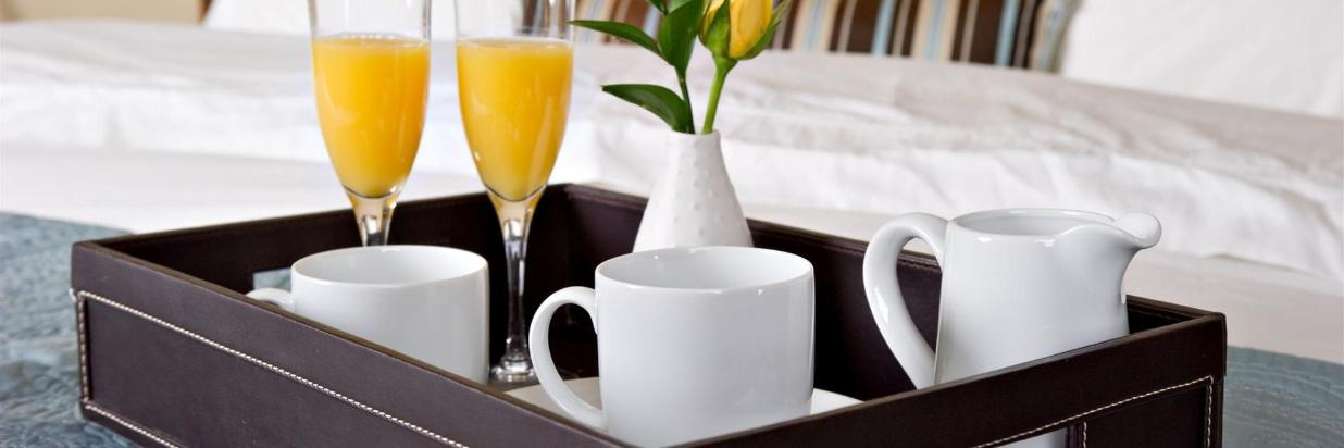 Breakfast In Bed! - $25