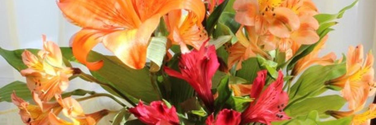 Bouquet of Flowers - $35