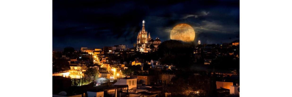 November in San Miguel