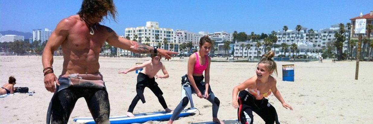 15% Off Surf Lessons For Guests