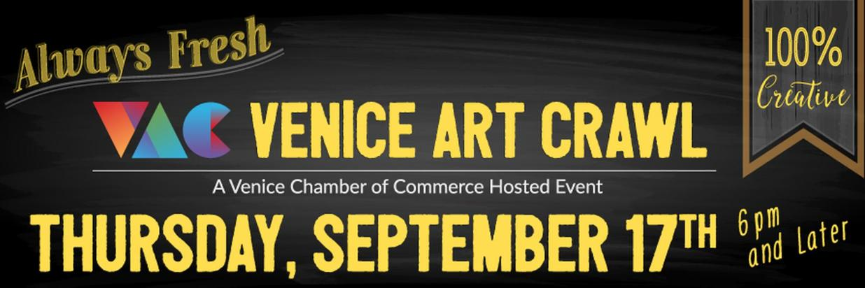 Venice Art Crawl Sept 2015