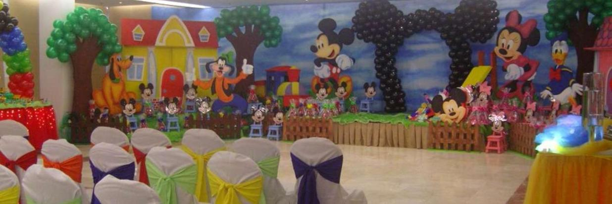 Fiestas Infantiles