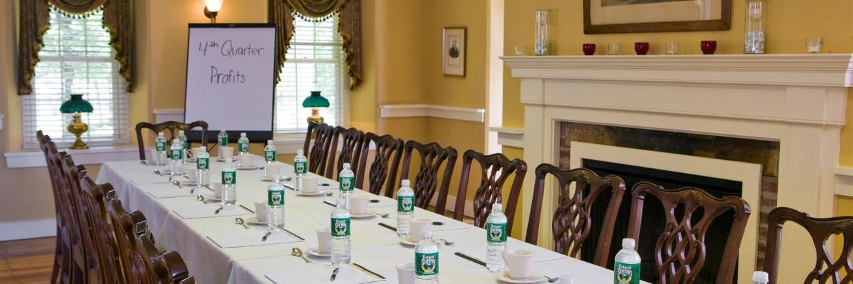 Meeting Rooms & Rates