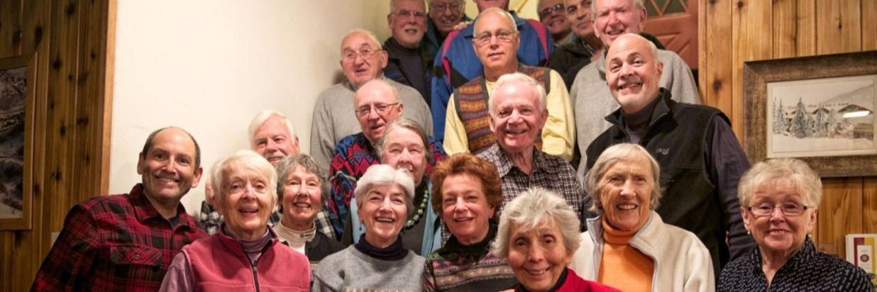 Senior Ski Group