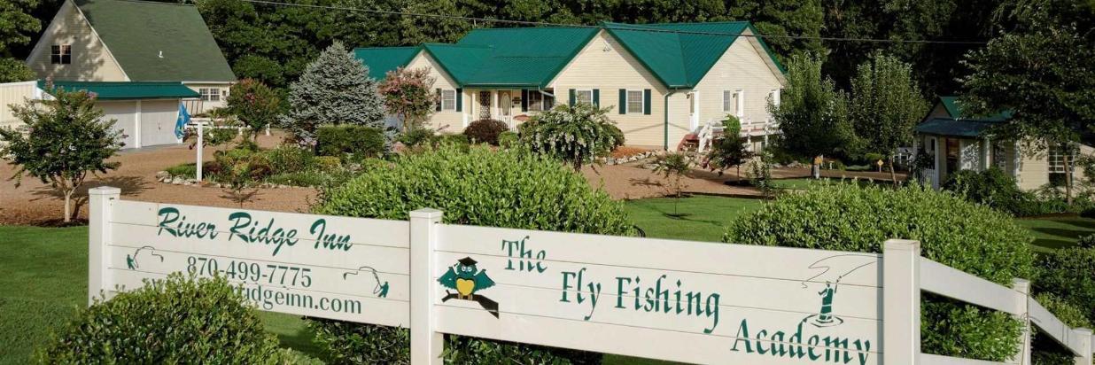 Resort on Norfork River - For Sale