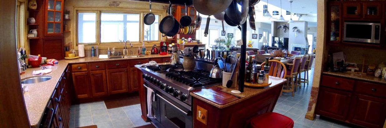 Bed and Breakfast on North Fork River