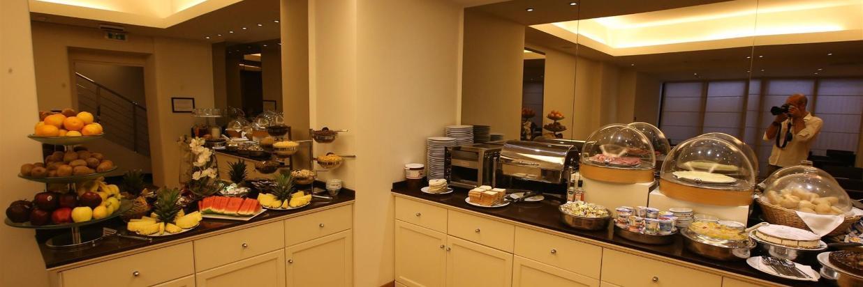 Lounge Bar e colazione