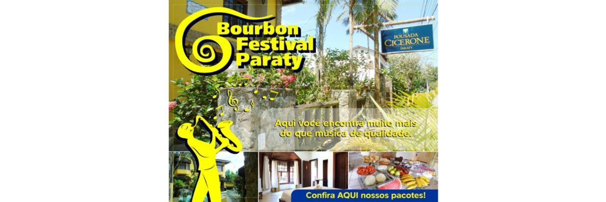 Bourbon Paraty