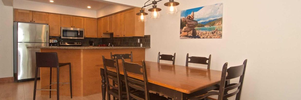 Powderhorn 3 bedroom sleeps 8