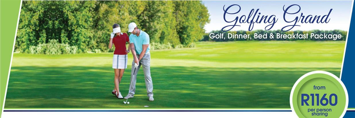 Golf spielen Grand