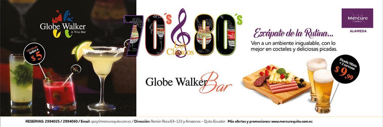 GlobeWalker Bar