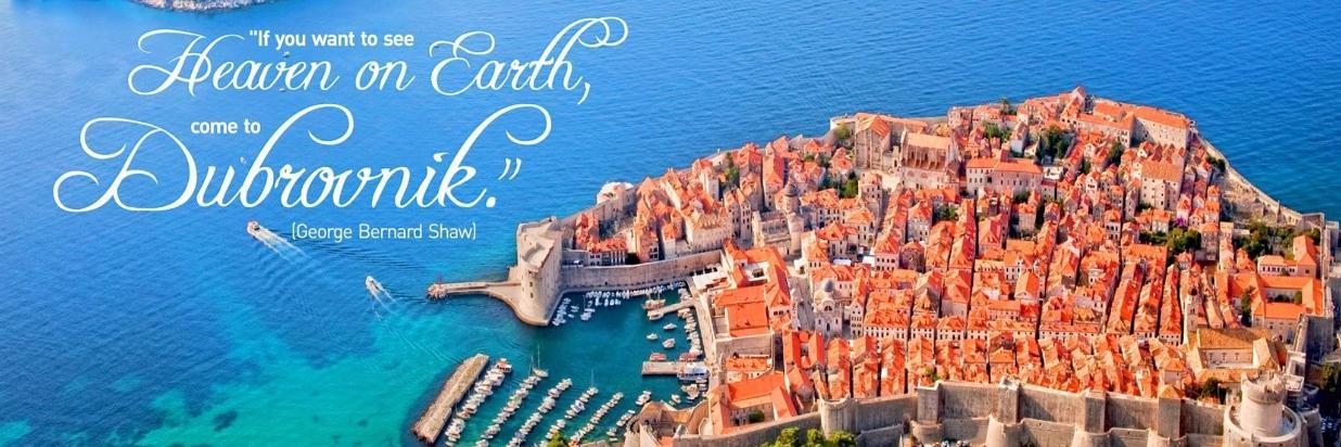 Découvrez Dubrovnik