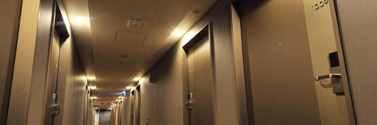 【施設】客室廊下 (1)