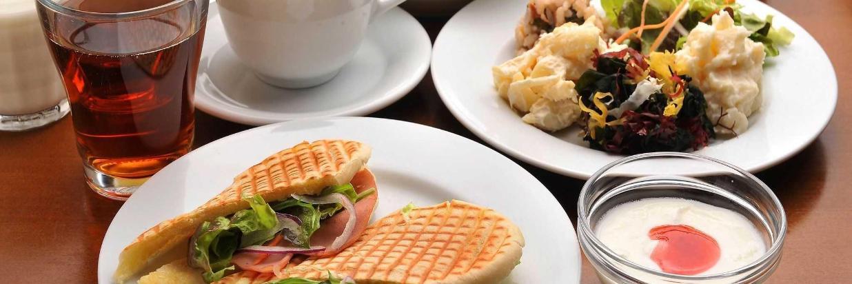 【朝食】朝食メニュー