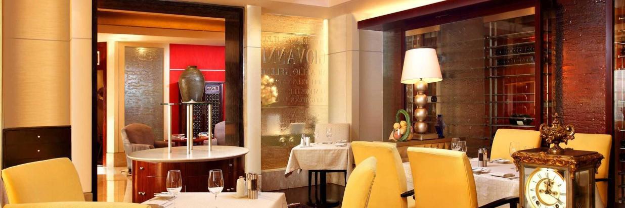 Giovanni's Italian Restaurant_at_Hongqiao Jin Jiang Hotel_Shanghai