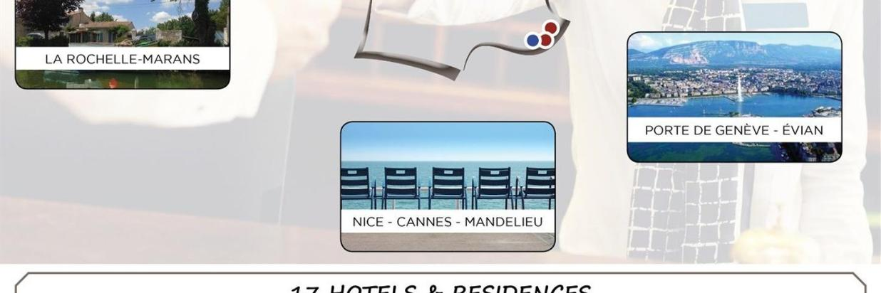 Hotels and residences NEHÔ