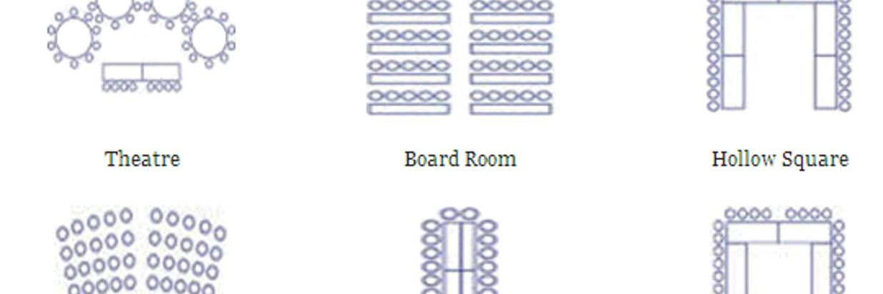 Floor Plans & Capacity