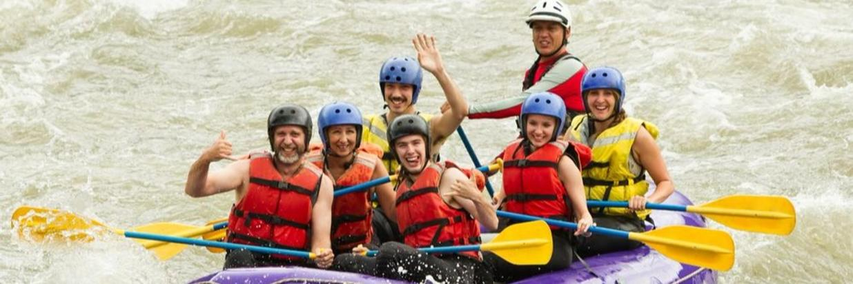 10% Off Whitewater Rafting