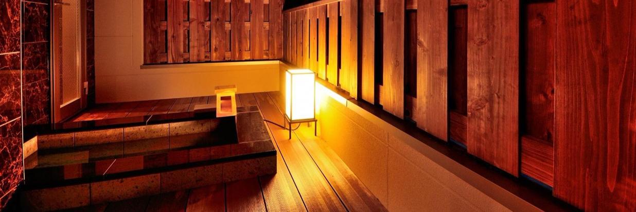 Onsen à ciel ouvert
