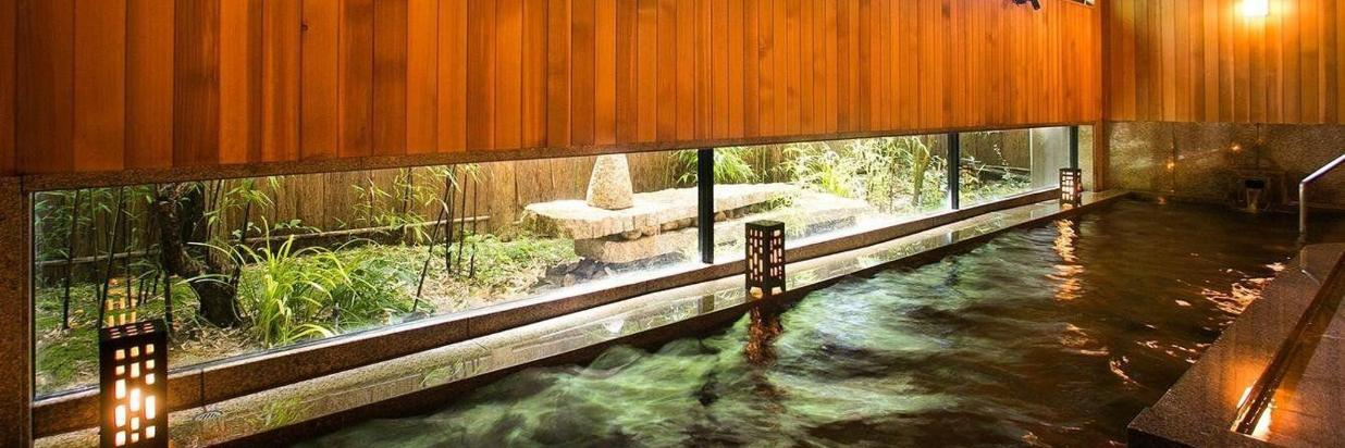 Kachoan公共浴场
