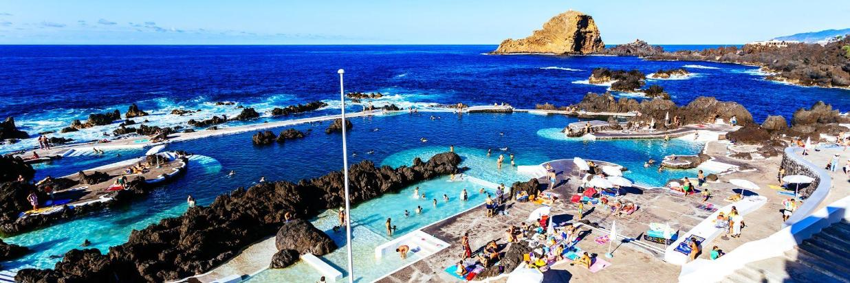37 Sea View Natural Swimming Pools Madeira