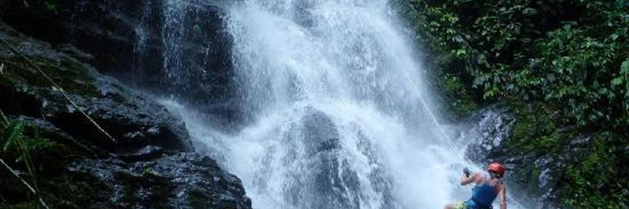 Canyoning Repel Tours