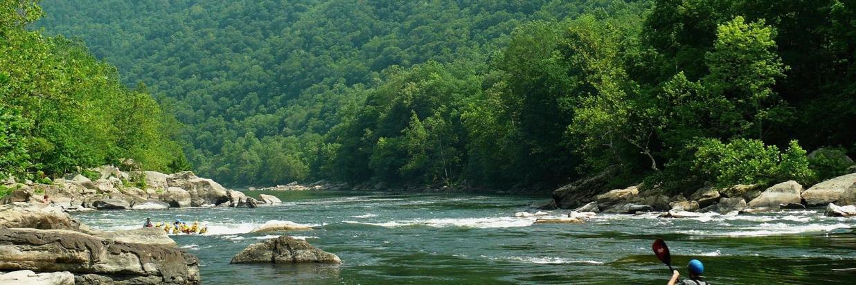 Kayaking, Canoeing and River rafting
