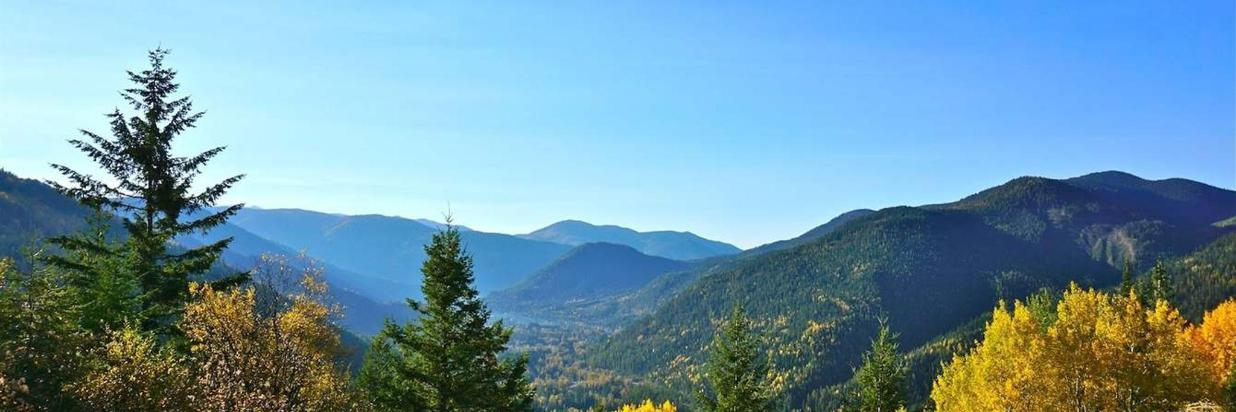 Fall is perfect for hiking & cycling the Loop