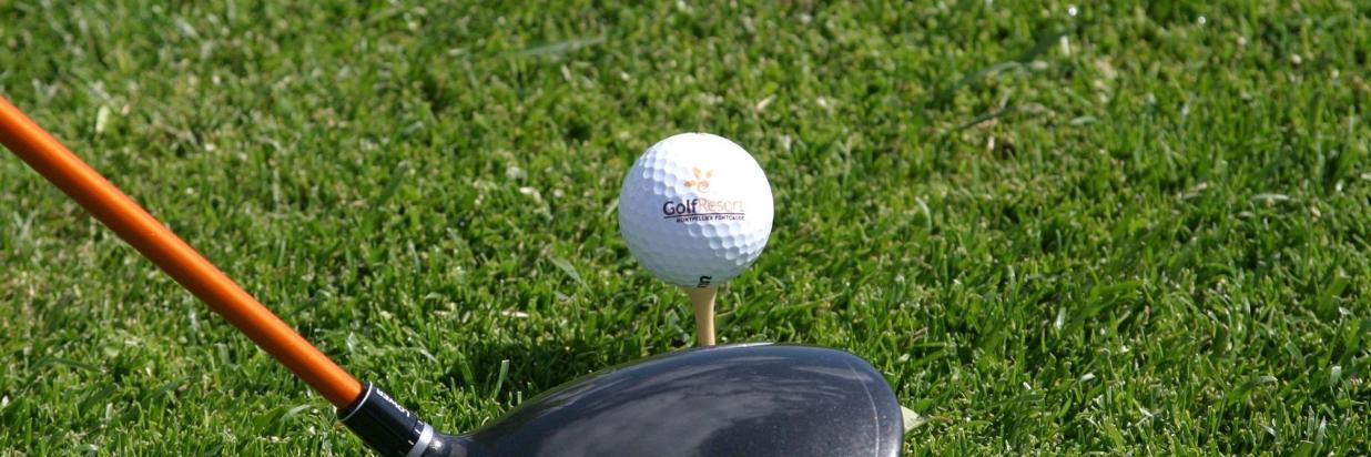 2 jours de golf illimité en demi-pension - à partir de 199 €
