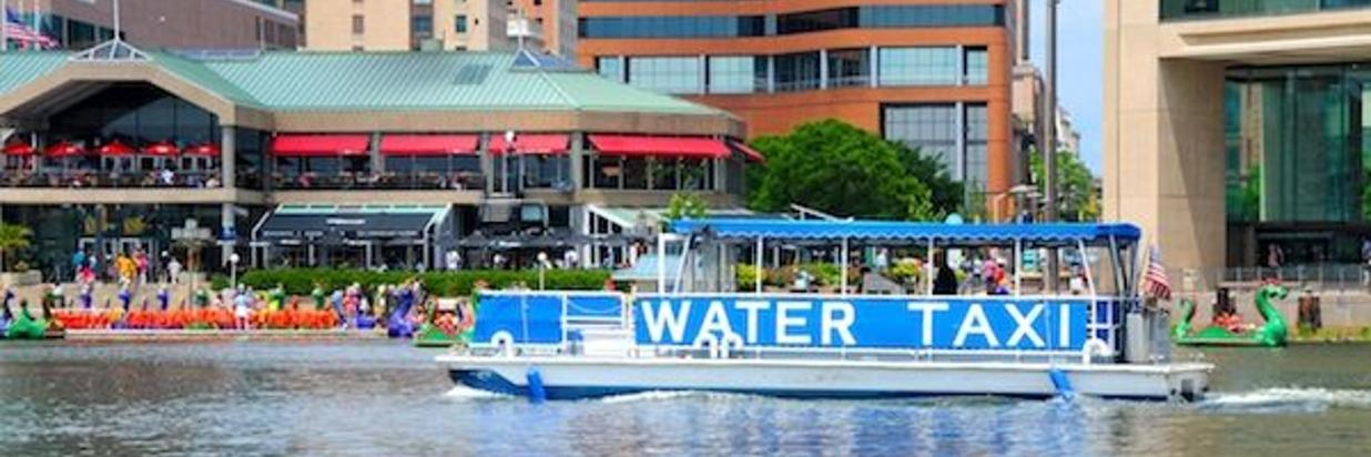 Baltimore Water Taxi Package