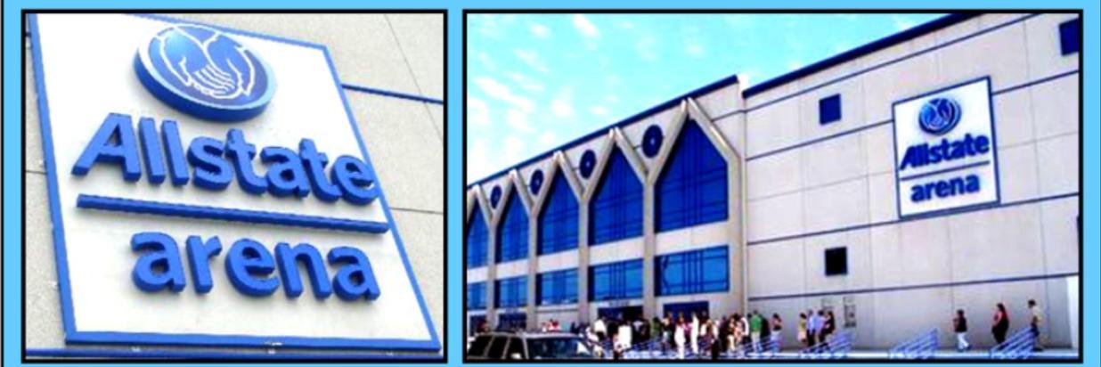 Allstate Arena Events