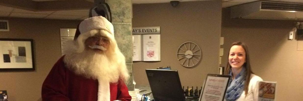 Santa's Home Away